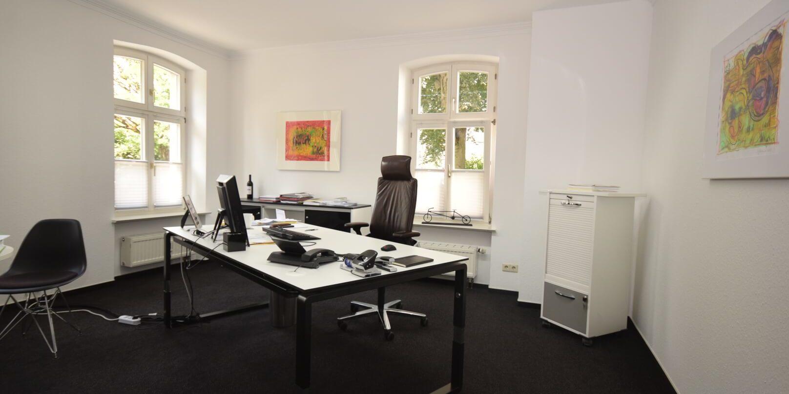 Büro der Immobilie. Verkauft durch Immobilienmakler Sterk aus Ravensburg