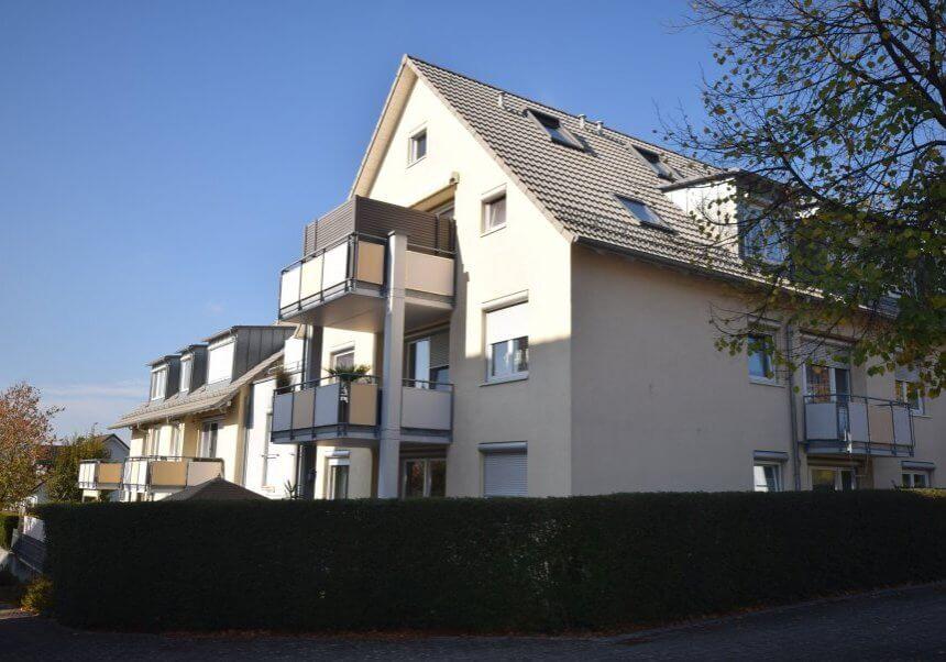 Eigentumswohnung Ravensburg, <br/>verkauft 12 / 2018