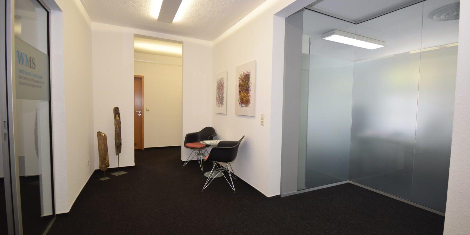 Der Eingangsbereich der von uns verkauften Immobilie in Ravensburg