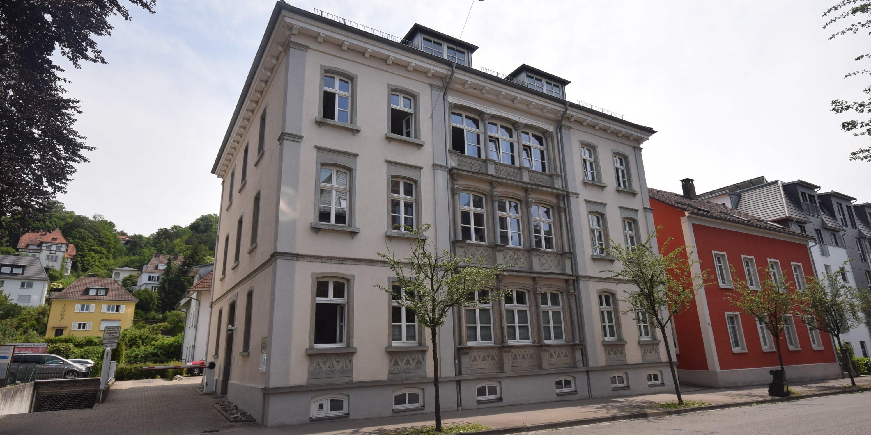 Die durch den Immobilienmakler Sterk verkaufte Büroeinheit
