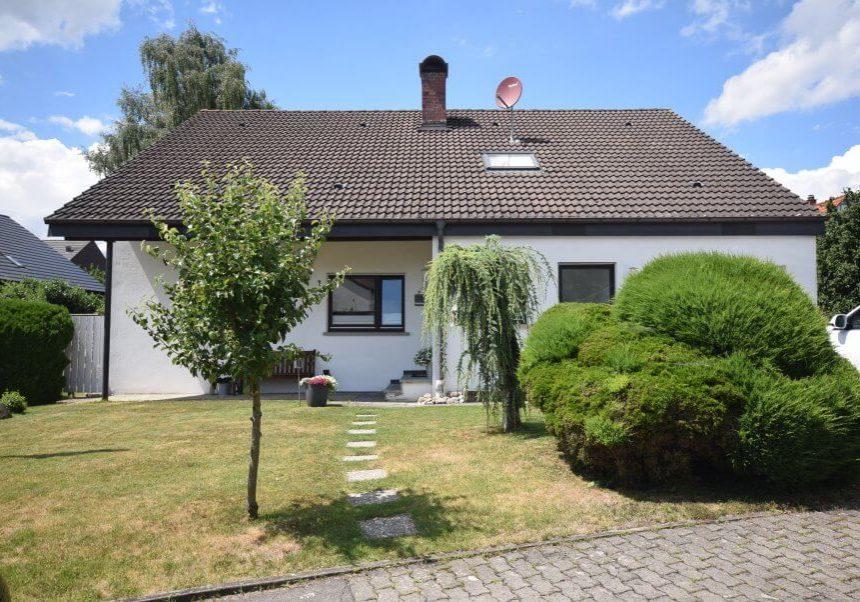 Einfamilienhaus Bavendorf, verkauft 10 / 2017