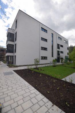 Ravensburg-Stadtlage -Attraktive 3-Zimmer-Neubau-Wohnung, 88212 Ravensburg, Wohnung
