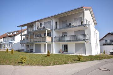 Fronhofen – Ortszentrum Attraktive 3 1/2 Zi.-Neubauwohnung mit gehobener Ausstattung, 88273 Fronreute, Dachgeschosswohnung