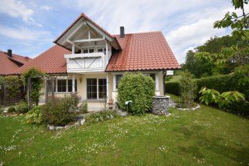 Salem-Beuren – Komfortables Einfamilienhaus in sonniger, naturnaher Wohnlage, 88682 Salem, Einfamilienhaus