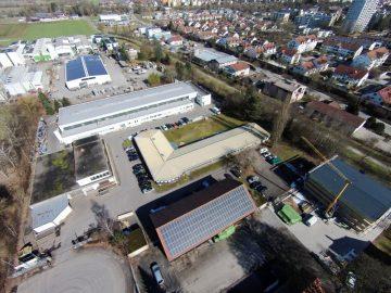 Interessantes Gewerbeareal in Weingarten – Multifunktionale Büro-/Produktionsflächen, 88250 Weingarten, Halle/Lager/Produktion