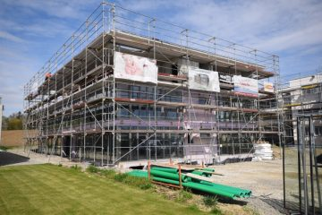 Bestechende Architektur – Moderne Neubau-Büroflächen in Ravensburg-West, 88213 Ravensburg, Bürofläche