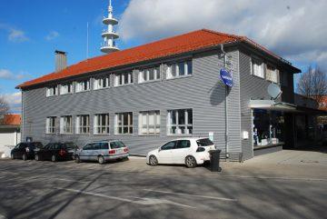 Beste Verkehrsanbindung – Preiswerte Büroeinheit in zentraler Lage von Ravensburg, 88212 Ravensburg, Bürofläche