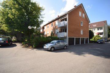 Sofort frei! Gut geschnittene 2-Zimmer-Wohnung in der Ravensburger Südstadt, 88214 Ravensburg, Etagenwohnung