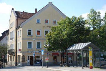 """Ravensburg-Zentrum Büroeinheit im historischen """"Schweizer-Hof"""", 88214 Ravensburg, Bürofläche"""