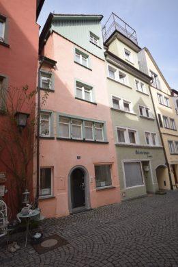 Ferienwohnsitz oder Dauerrefugium – Historisches Stadthaus auf der Lindauer Insel, 88131 Lindau, Stadthaus