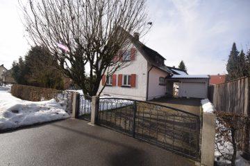 Wangen-Praßberg – Kleines, charmantes Domizil mit Erweiterungspotenzial, 88239 Wangen, Einfamilienhaus