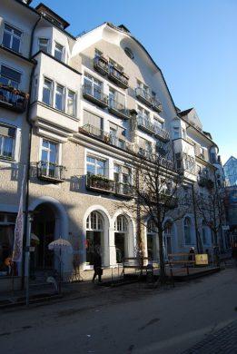 Garage – Aufzug – Mehlsackblick – Attraktive 2 1/2 Zimmer-ETW in Ravensburg-Zentrum, 88212 Ravensburg, Etagenwohnung