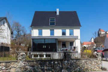 Imposantes Einfamilienhaus in Höhenlage von Waldburg, 88289 Waldburg, Einfamilienhaus