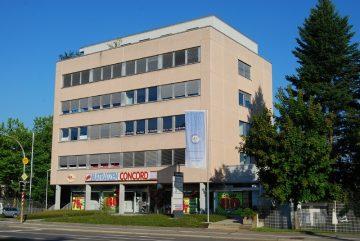 Helle, lichtdurchflutete Büroeinheit in werbewirksamer Lage von Ravensburg, 88212 Ravensburg, Büro/Praxis