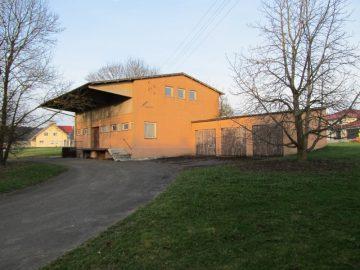 Vielseitige Möglichkeiten – ehemaliges Lagerhaus in Unlingen-Möhringen, 88527 Unlingen-Möhringen, Haus