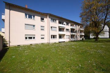 Bezugsfreie 2-Zimmer-Wohnung in Weingarten, 88250 Weingarten, Erdgeschosswohnung