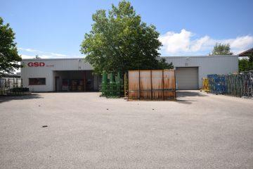 Grünkraut-Gullen Multifunktionale Gewerbehalle mit erstklassiger Verkehrsanbindung, 88287 Grünkraut-Gullen, Halle/Lager/Produktion