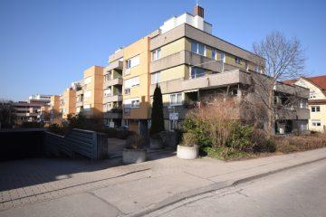 Renovierungsbedürftiges Appartement in Ravensburg- Stadtlage, 88212 Ravensburg, Etagenwohnung