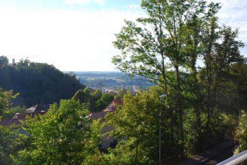 Stadtnahe Aussichtslage – Modernes DHH mit Süd-Westausrichtung, 88212 Ravensburg, Doppelhaushälfte