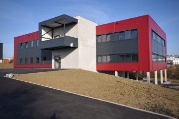 """Ravensburg- Gewerbegebiet """"Erlen"""" Neubau-Gewerbeeinheit in moderner Architektur, 88213 Ravensburg, Halle/Lager/Produktion"""