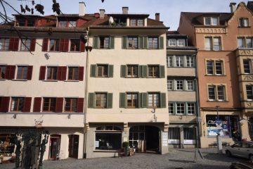 Ravensburg – Zentrum Interessante Teileigentumsflächen in historischem Wohn- und Geschäftshaus, 88212 Ravensburg, Renditeobjekt