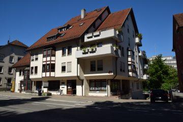 Chice 2 1/2 Zimmer-Citywohnung in Ravensburg, 88212 Ravensburg, Etagenwohnung