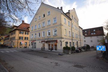 """Ravensburg- Südlicher Marienplatz – Renovierte Büroeinheit im historischen """"Schweizer-Hof"""", 88214 Ravensburg, Büro/Praxis"""