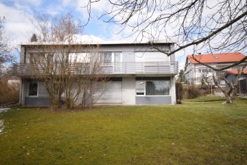 Imposantes Domizil in Vogt – Renovierungsbedürftiges EFH mit Bergsicht, 88267 Vogt, Einfamilienhaus