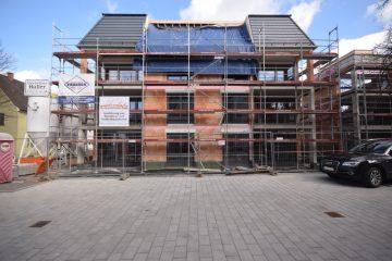 Neubauprojekt in Ravensburg – Kuppelnau – Exklusives Stadtdomizil in bestechender Architektur, 88212 Ravensburg, Etagenwohnung