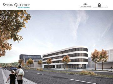 Syrlin Quartier  Weingarten – Moderner Showroom in exponierter Lage, 88250 Weingarten, Verkaufsfläche
