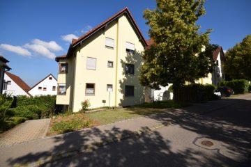 Sofort frei! 2-Zimmer-Wohnung in der Weingartner Oberstadt, 88250 Weingarten, Erdgeschosswohnung
