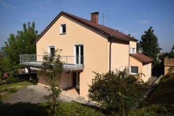 Ravensburg-Torkenweiler – Attraktives Einfamilienhaus mit Einliegerwohnung zu vermieten, 88214 Ravensburg, Einfamilienhaus