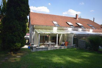 Ravensburg – Innenstadtnähe  Reiheneckhaus mit weitläufigem Garten in Waldrandlage, 88212 Ravensburg, Reiheneckhaus