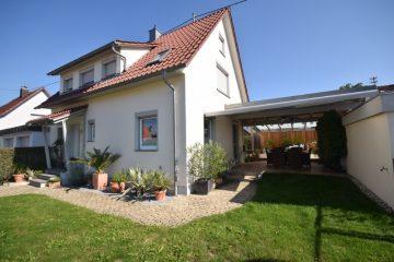 Chices Familiendomizil in kinderfreundlicher Wohnlage von Ravensburg, 88212 Ravensburg, Einfamilienhaus