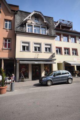 Ravensburg – Gespinstmarkt – Repräsentative Ladeneinheit in stark frequentierter Geschäftslage, 88212 Ravensburg, Ladenlokal
