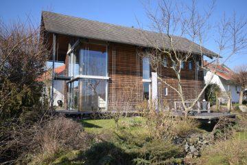 """Berg """"Wohnen mit Blick ins Grüne""""  Imposantes Architektenhaus mit Loft-Charakter, 88276 Berg, Einfamilienhaus"""