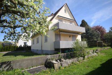 Ravensburg-Oberzell Gepflegtes 1-2 Familienhaus in ruhiger, sonniger Wohnlage, 88213 Ravensburg, Haus