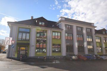 Ravensburg – Bahnhofsnähe – Lichtdurchflutetes Großraumbüro in exponierter Stadtlage, 88214 Ravensburg, Bürofläche