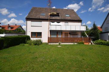 Baienfurt-Nähe Ortszentrum-Gepflegte 4,5 Zimmer-Wohnung mit großzügigem Balkon, 88255 Baienfurt, Etagenwohnung