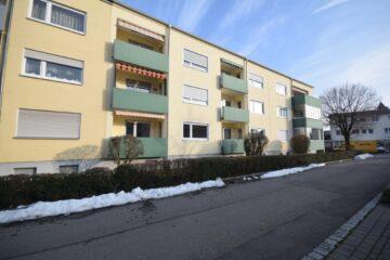 Ravensburg – Weststadt Sofort beziehbare  3-Zimmer-Wohnung mit bester Infrastruktur, 88213 Ravensburg, Erdgeschosswohnung