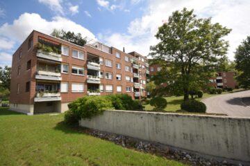 Ravensburg – Sonnenbüchel  Gepflegte 3,5 Zimmer-Wohnung mit unverbaubarem Ausblick, 88212 Ravensburg, Etagenwohnung