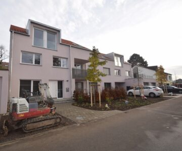 Weingarten – Stadtlage – Erstbezug! – Attraktive 4-Zimmer-Wohnung, 88250 Weingarten, Dachgeschosswohnung