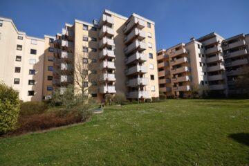 Traumhafter Ausblick – Gepflegte 2,5 Zimmer-ETW in Weingarten, 88250 Weingarten, Etagenwohnung