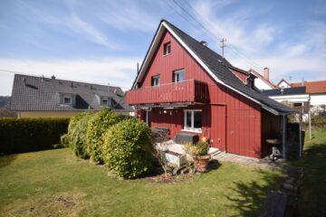 """Freistehendes Einfamilienhaus für """"Natur-Liebhaber"""" in Waldburger Randlage, 88289 Waldburg, Einfamilienhaus"""