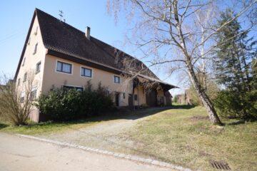 Altshausen – Ingenhart Ehemalige Hofstelle mit weitläufigem Grundstück, 88361 Altshausen, Bauernhaus