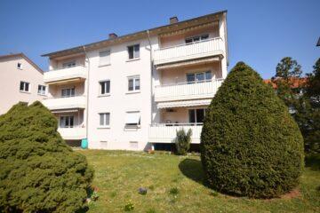 Renovierungsbedürftige 3-Zimmerwohnung in ruhiger, sonniger Wohnlage, 88250 Weingarten, Etagenwohnung