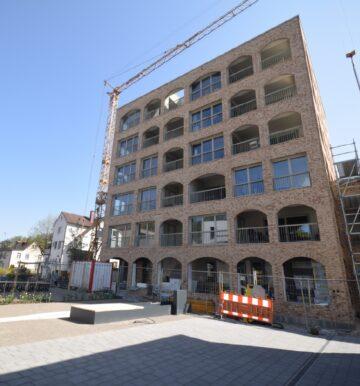 Exklusive 3-Zimmer-Neubau-Wohnung über den Dächern von Ravensburg, 88212 Ravensburg, Etagenwohnung