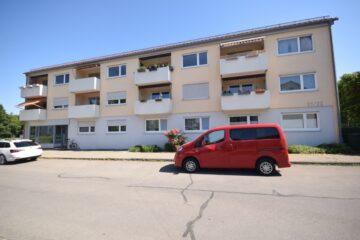 Solide Kapitalanlage in Weingarten – Renovierungsbedürftige 3-Zimmer-Wohnung, 88250 Weingarten, Etagenwohnung