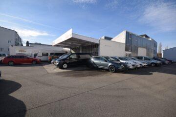 Ravensburg Südstadt – Multifunktionale Gewerbehalle in verkehrsgünstiger Lage, 88214 Ravensburg, Halle/Lager/Produktion