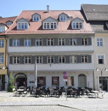 Ravensburg – Marienplatz Repräsentative Büroeinheit (1. OG)  in bester Geschäftslage, 88212 Ravensburg, Büro/Praxis